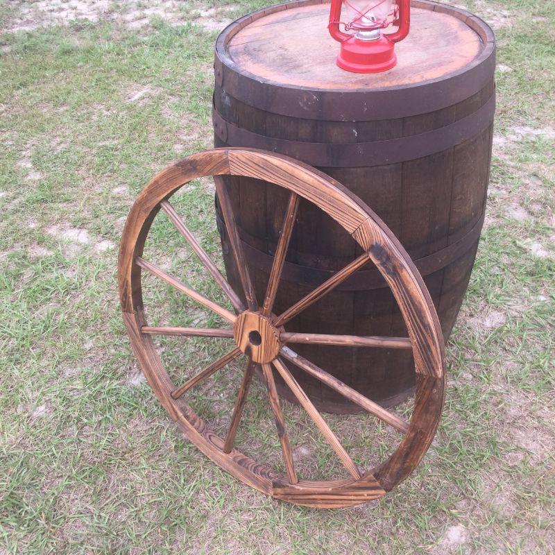 Wagonwheels_barrels_hurricanelanterns-e1551133861128